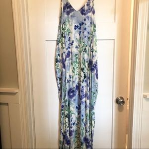 Watercolor Maxi by Lovestitch NWT